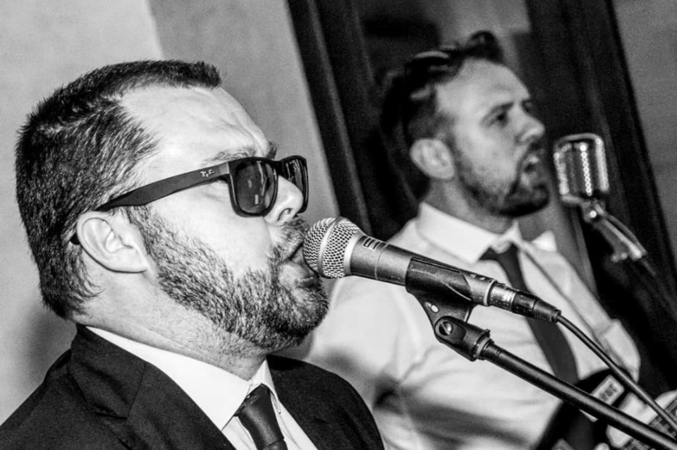 Band for party tuscany